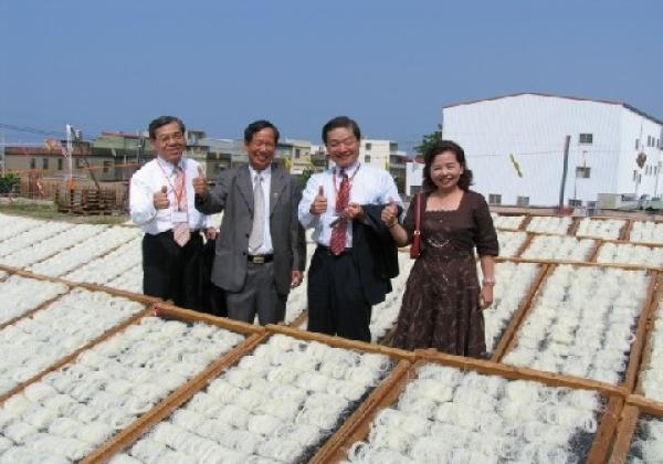 2006日本岡山姊妹市親善訪問團參觀
