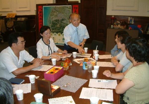 2006-06-30米粉商業同業公會參加親善訪問團