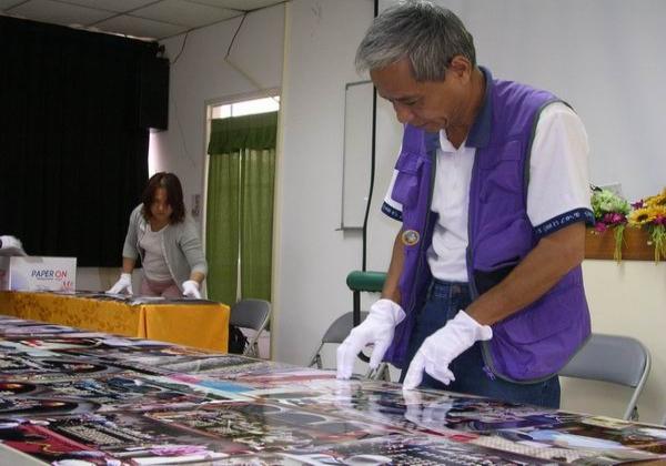 2005年攝影比賽公開評審 鄭名卿副會長