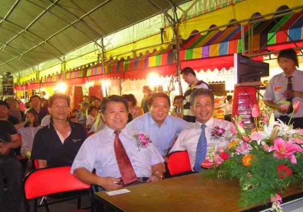 2005-10-08-米粉節晚會 盛況