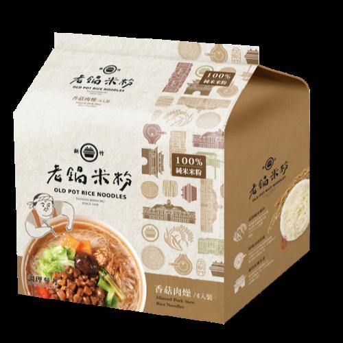 純米香菇肉燥風味湯米粉