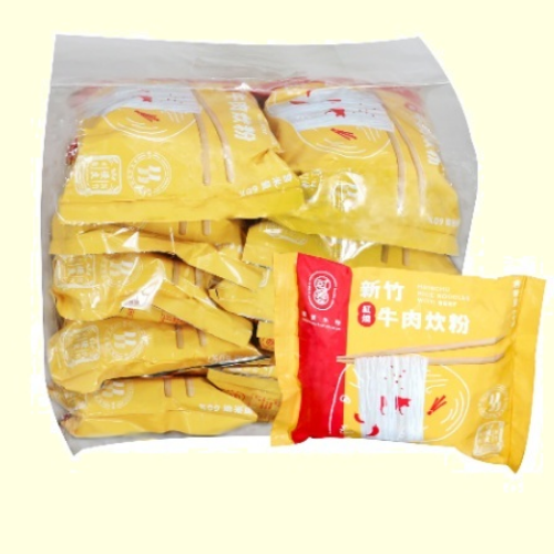 [袋]新竹紅燒牛肉炊粉(含米量60%)