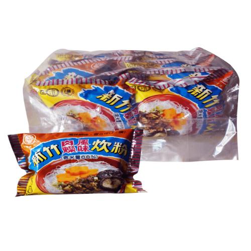 沖泡式肉燥風味炊粉(含米量60%)