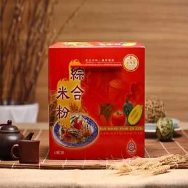 綜合調合米粉禮盒(6入/盒)