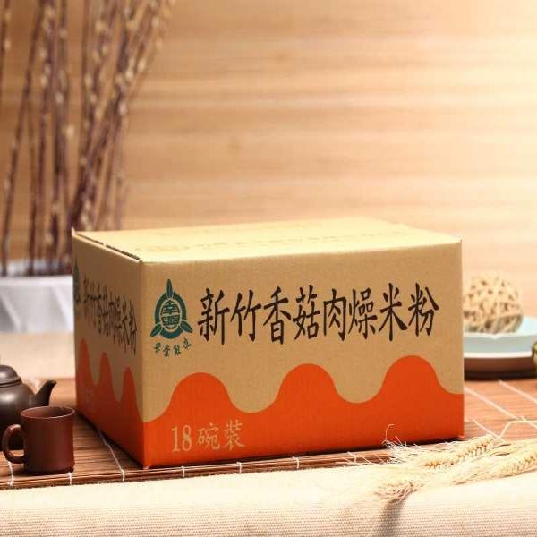 香菇肉燥調合米粉(18碗/箱)