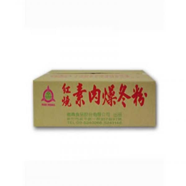紅燒素肉燥風味冬粉(30入/箱)