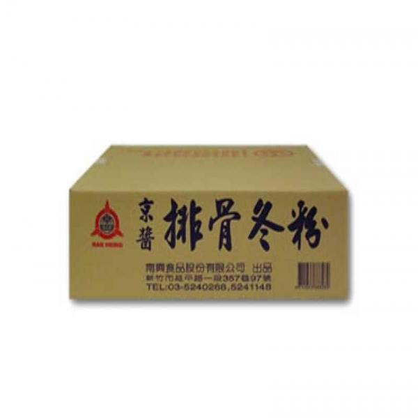 京醬排骨風味冬粉(30入/箱)