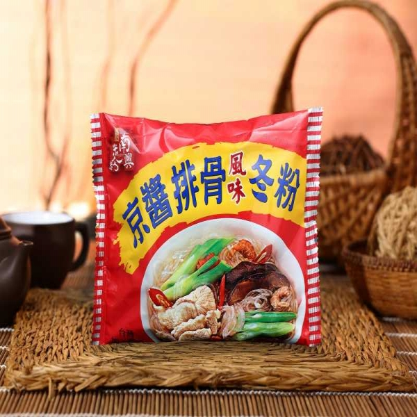 京醬排骨風味冬粉(10入/袋)