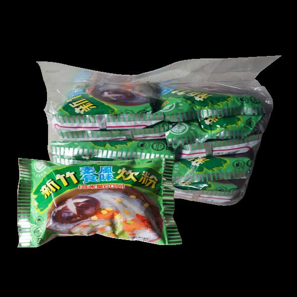 沖泡式素食風味炊粉(含米量60%)