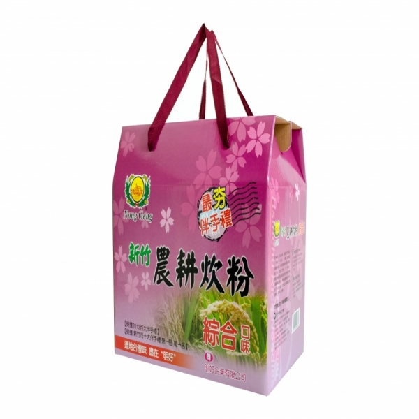 農耕炊粉綜合口味禮盒(箱)