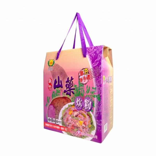 山藥炊粉禮盒(盒)