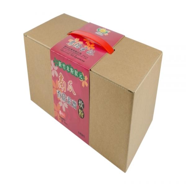 南瓜香菇素齋炊粉(8包入)
