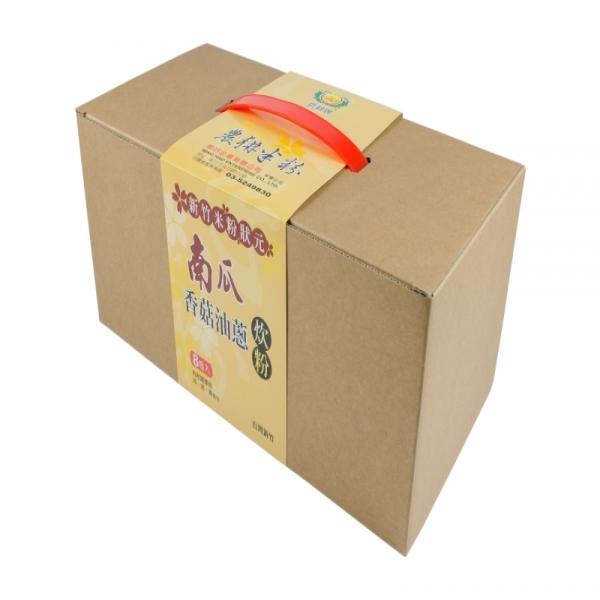 南瓜香菇油蔥炊粉(8包入)(箱)