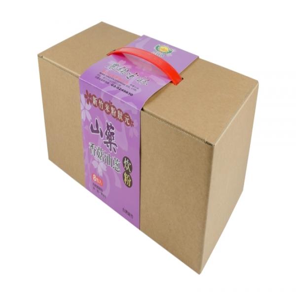 山藥香菇油蔥炊粉(8包入)(箱)